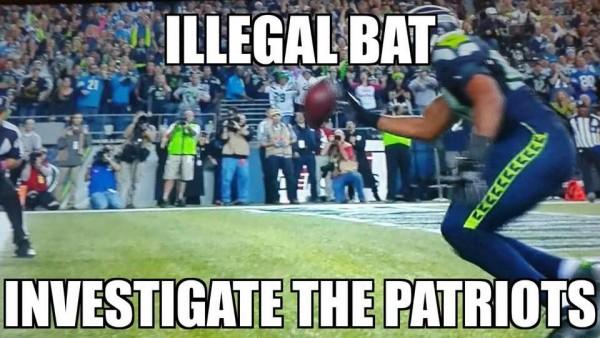 Patriots fault