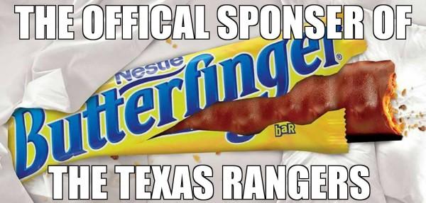 Rangers Sponsor