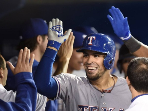Rangers beat Blue Jays