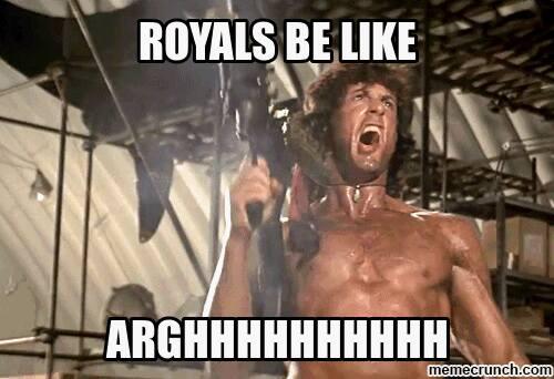 Royals Rambo