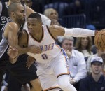Russell Westbrook, Tony Parker