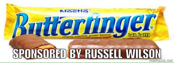 Russell Wilson sponsors