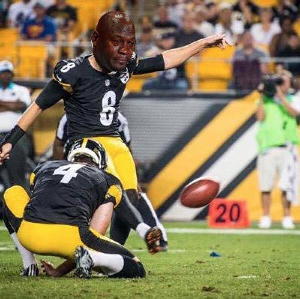 Sad kicker