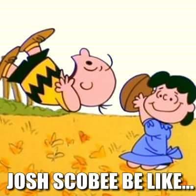 Scobee be like