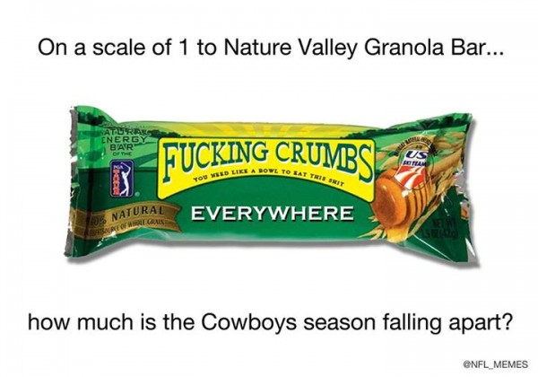 Season falling apart