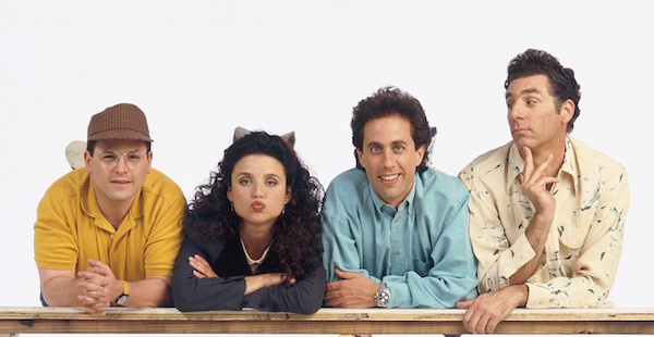 Seinfeld Foursome