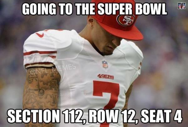 Subper Bowl Seat Memes