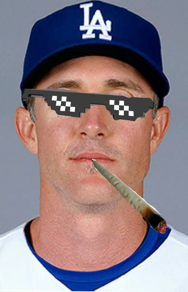 Utley deal with it