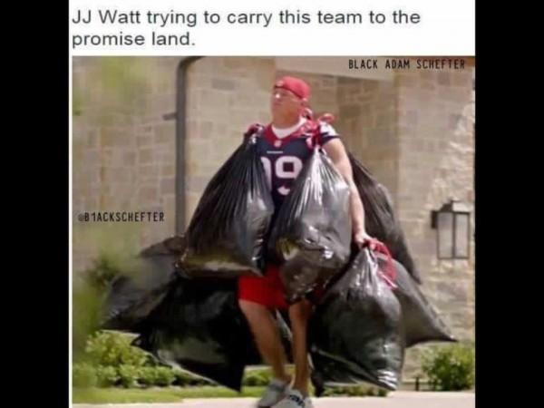 Watt garbage
