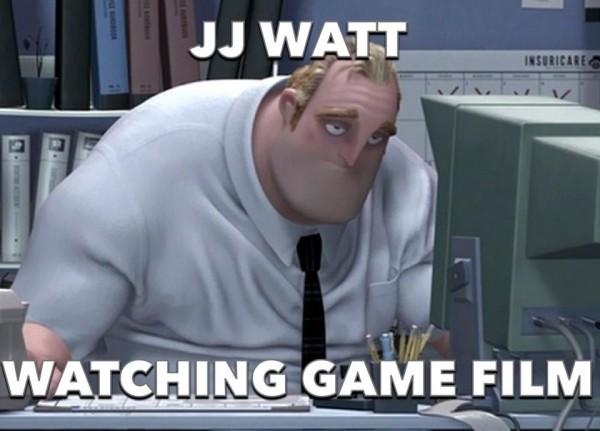 Watt watching film
