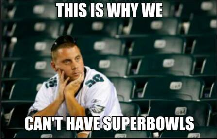 We can't have Super Bowls