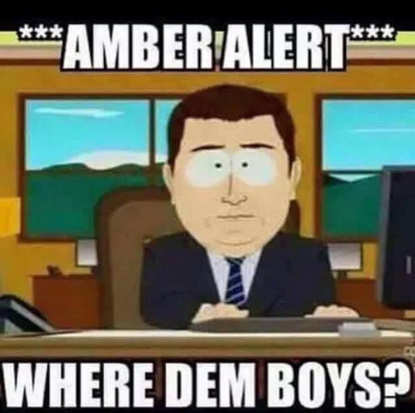 Where dem boyz