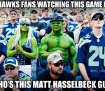 Who is Hasselbeck