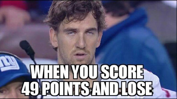 49 points and lose