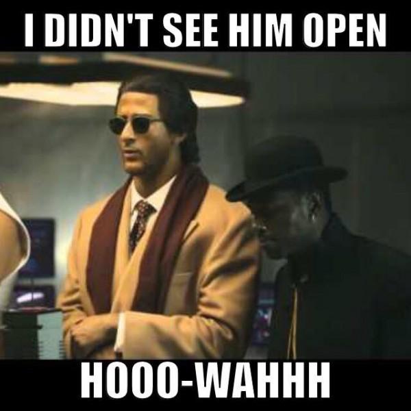 Al Pacino Kaepernick