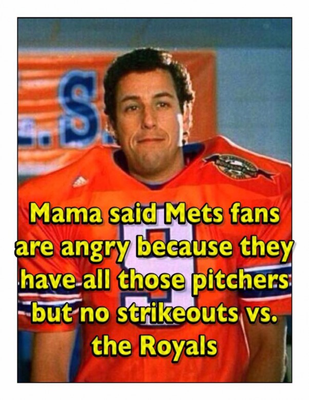 Angry Mets fans