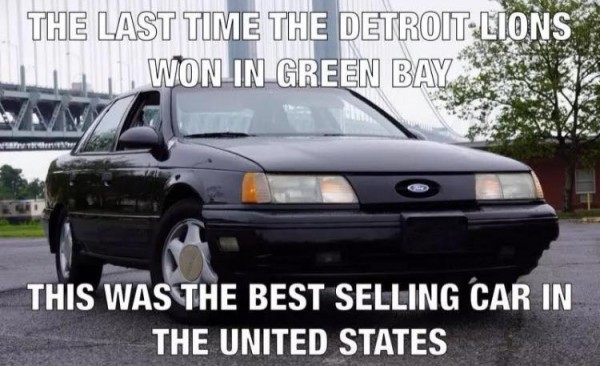 Back when Ford Ruled
