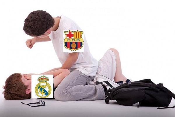 Barcelona bully
