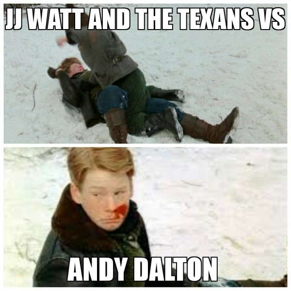 Beating Dalton