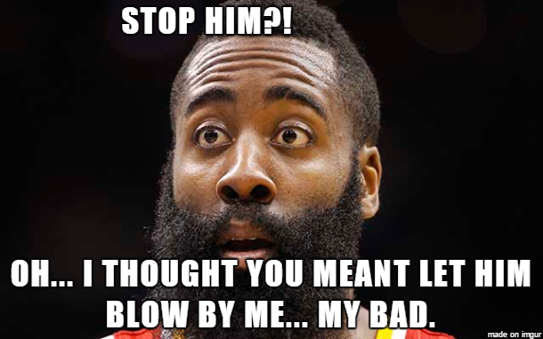 Blowing by Harden