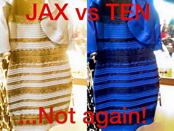 Blue or Gold