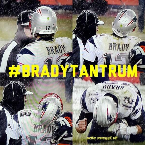Brady Tantrum