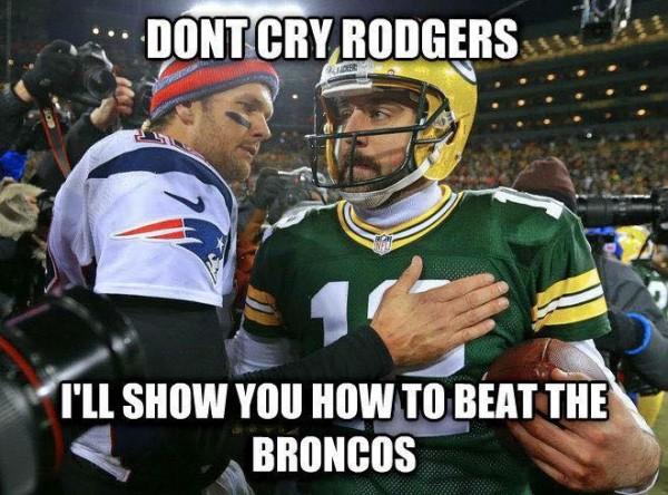 Brady will show you