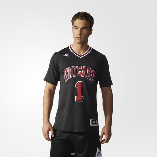 Bulls swingman jersey rose