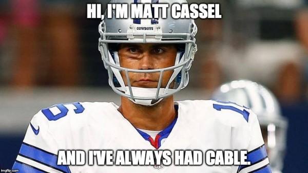 Cable Matt Cassel