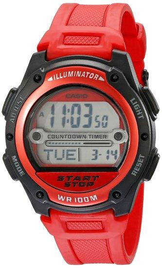 Casio Men's W-756-4AVCF Core Digital Watch