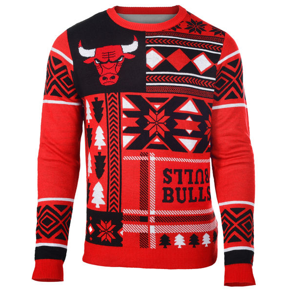 Chicago Bulls Christmas Sweater