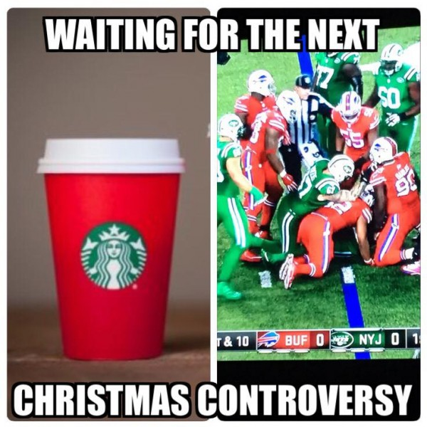 Christmas Controversy