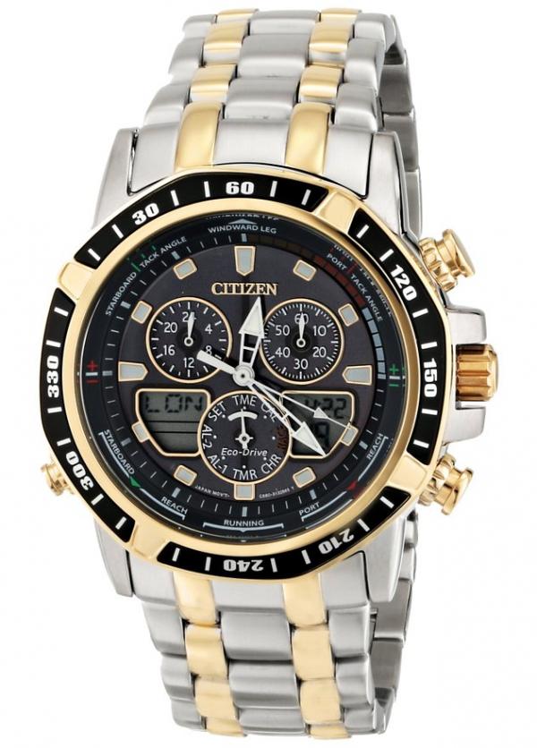 Citizen Men's JR4054-56E Sailhawk Two-Tone Stainless Steel Watch