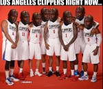 Clippers right now