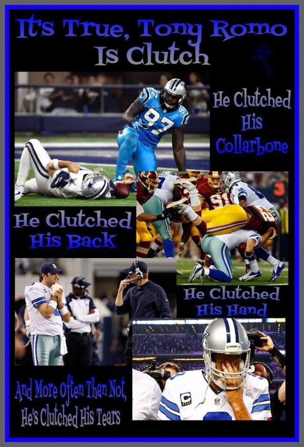 Clutch Romo