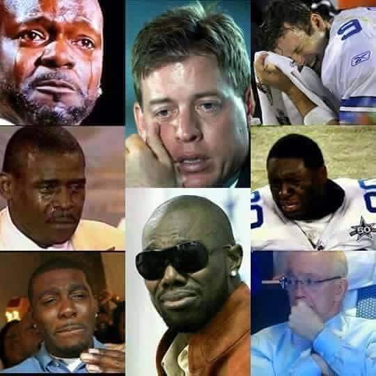 Cowboys tears