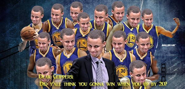 Curry everywhere