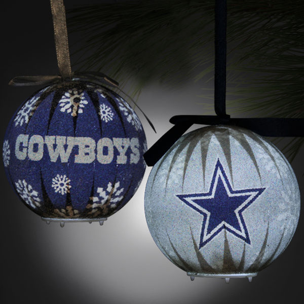 Dallas Cowboys Ornaments
