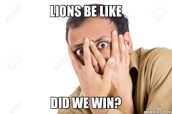 Did we win