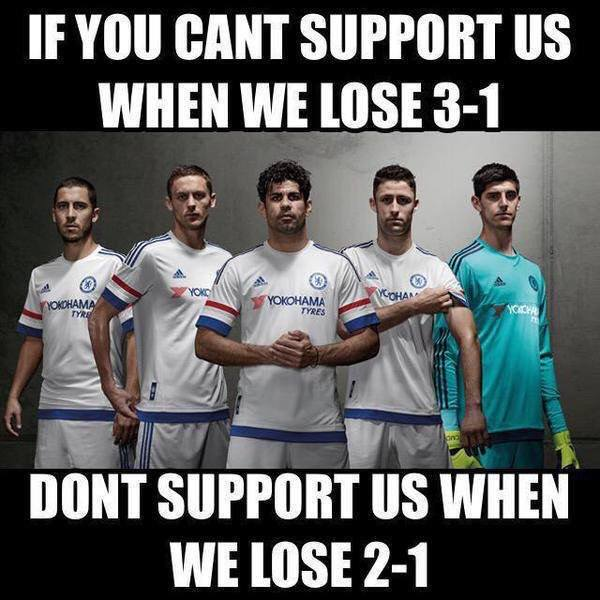 Don't support us