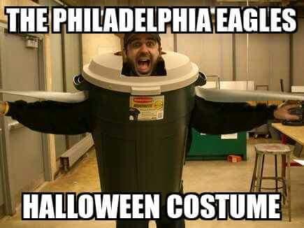 Eagles halloween costume