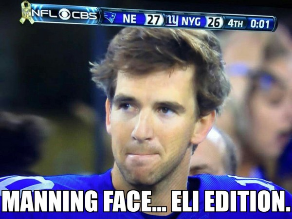 20 Best Memes Of Eli Manning The New York Giants Dropping