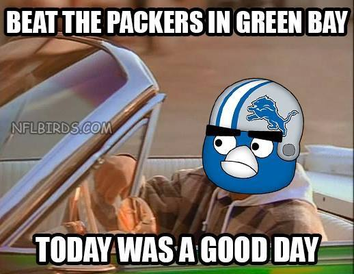 Good day for Lions