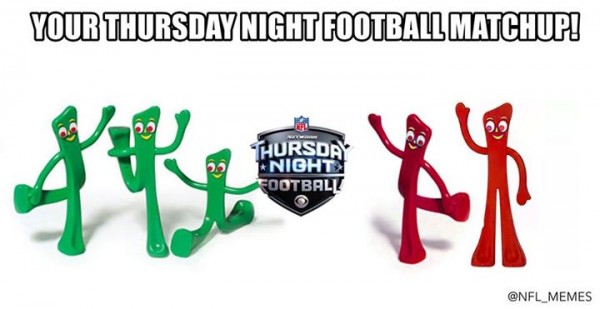 1N1q7BR 19 best memes of the green vs red uniforms, aka buffalo bills