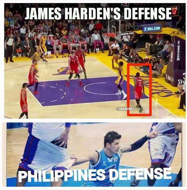Harden Defense