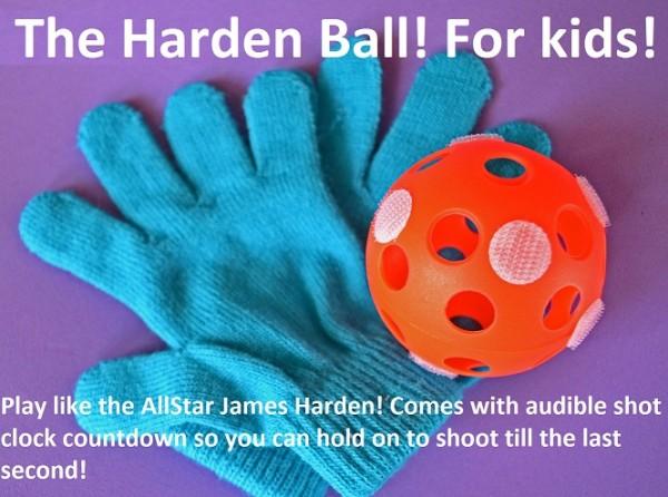 Harden Sticky Ball