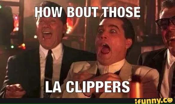 How About Those Clippers
