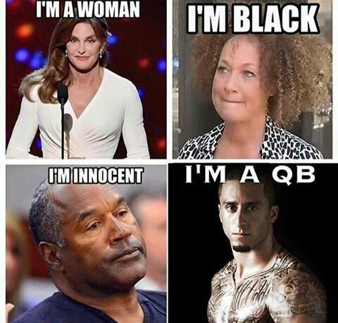 I'm a QB