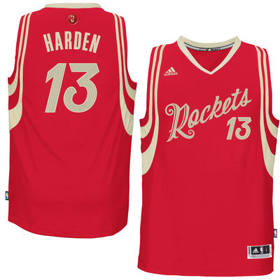 James Harden Christmas Jersey