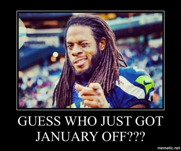 January Off